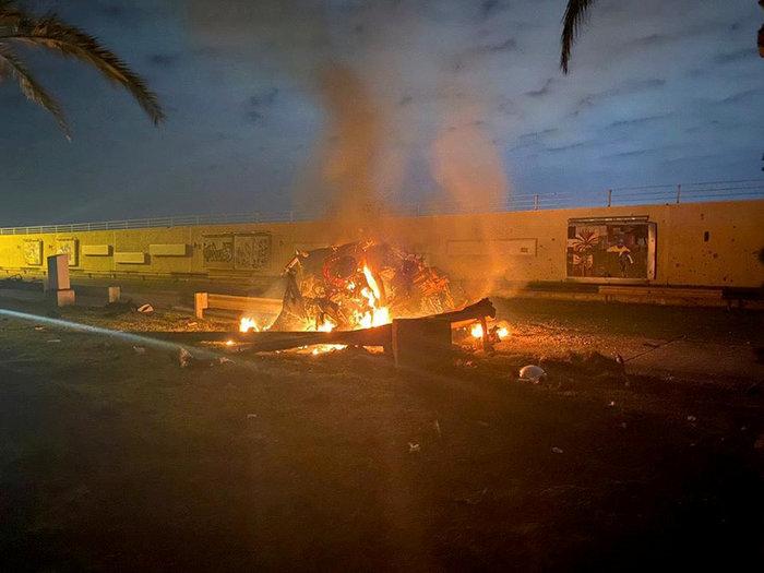 Βίντεο-ντοκουμέντο: Η στιγμή της δολοφονίας του Σουλεϊμανί