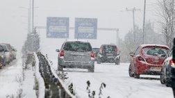 Κακοκαιρία «Ηφαιστίων»:Τσουχτερό κρύο & χιόνια και στην Αττική