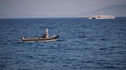 Σε εξέλιξη επιχείρηση: Ναυτικός έπεσε στη θάλασσα