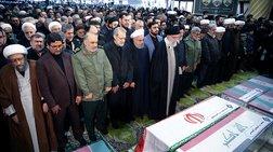 Οργή στην κηδεία Σουλεϊμανί: Οι ΗΠΑ θα ζήσουν «μαύρες μέρες»