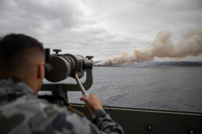 Στις φλόγες η Αυστραλία: Σοκάρουν οι εικόνες από δορυφόρο - εικόνα 3