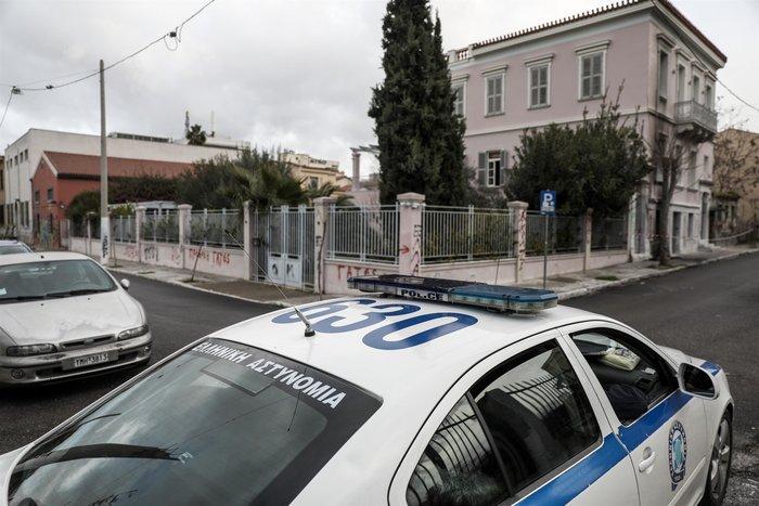 Επίθεση με γκαζάκια στο ίδρυμα Μητσοτάκη - εικόνα 4