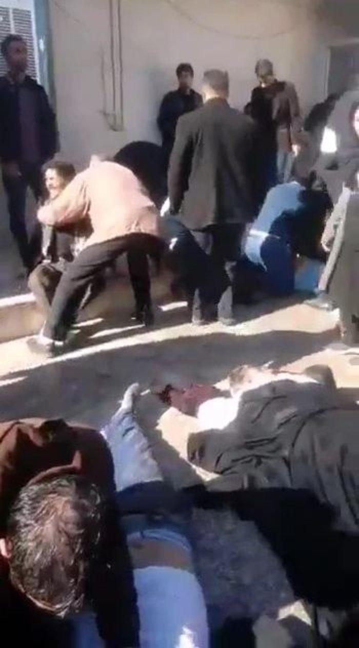 Χάος στη κηδεία Σουλεΐμανί - Ποδοπατήθηκε κόσμος, 32 νεκροί -190 τραυματίες - εικόνα 2