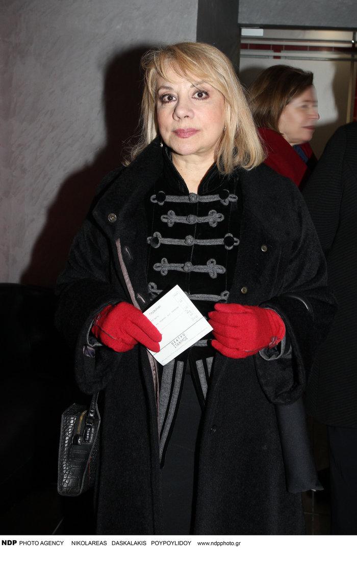 Η Αννα Ανδριανού πριν την απώλεια βάρους.