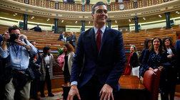Ισπανία: Τέλος στο αδιέξοδο -  Κυβέρνηση Σάντσεθ με Podemos