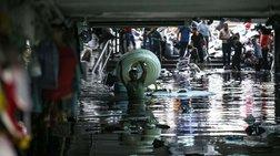 Τουρκία: Δύο νεκροί από τις καταρρακτώδεις βροχές