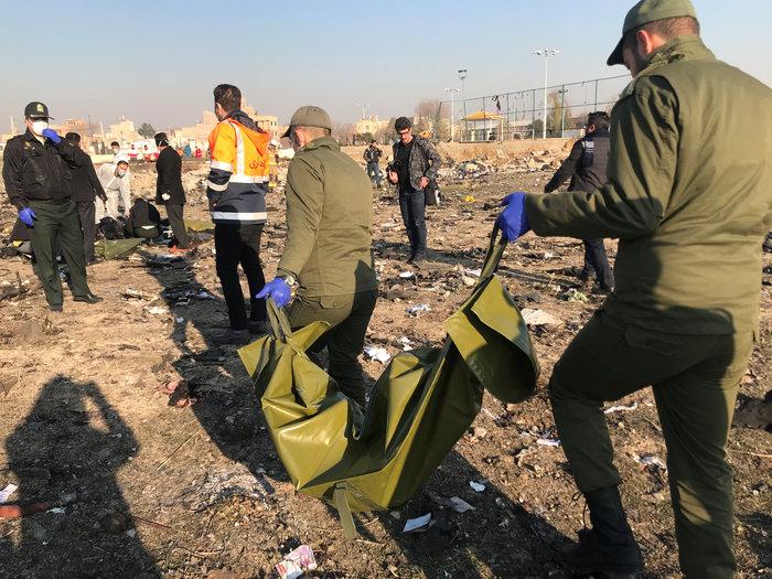 Ιράν: Κατέπεσε ουκρανικό αεροσκάφος, νεκροί οι 176 επιβάτες [εικόνες,video] - εικόνα 3