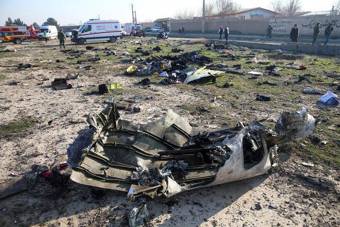 Ιράν: Κατέπεσε ουκρανικό αεροσκάφος, νεκροί οι 176 επιβάτες [εικόνες,video] - εικόνα 5