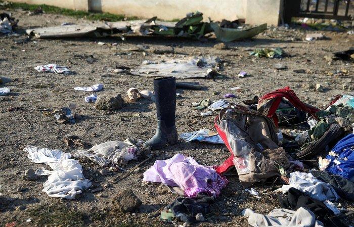 Ιράν: Κατέπεσε ουκρανικό αεροσκάφος, νεκροί οι 176 επιβάτες [εικόνες,video] - εικόνα 6