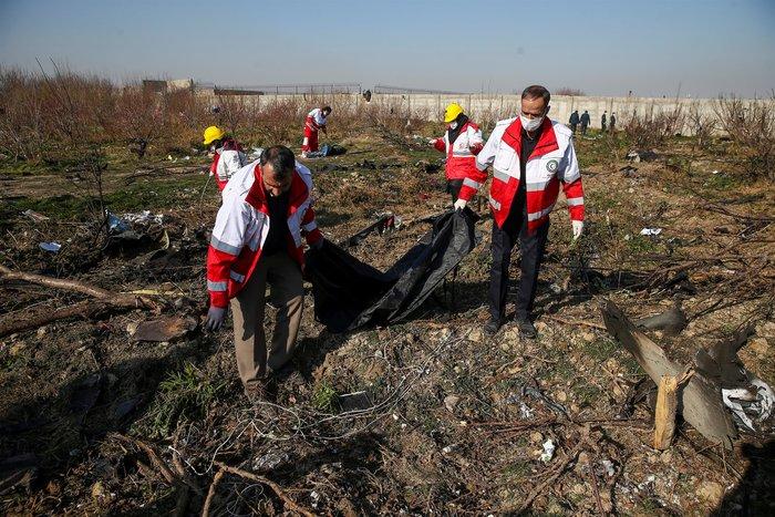 Ιράν: Κατέπεσε ουκρανικό αεροσκάφος, νεκροί οι 176 επιβάτες [εικόνες,video] - εικόνα 7