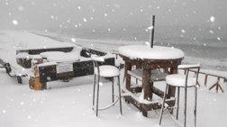 Στην κατάψυξη η βόρεια Ελλάδα, στους -13 η θερμοκρασία στα Γρεβενά