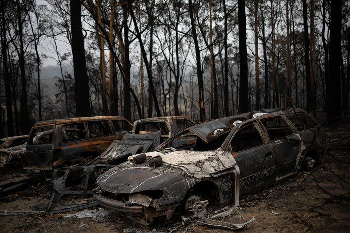 Αρχές Αυστραλίας στους κατοίκους: «Φύγετε, φύγετε γρήγορα!» - εικόνα 3