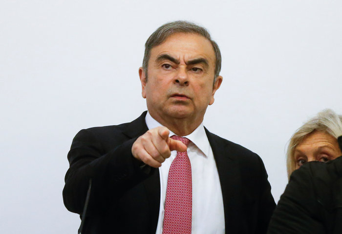 Πρώην πρόεδρος Nissan: Αυτοί έστησαν σκευωρία σε βάρος μου