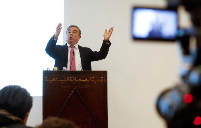 Πρώην πρόεδρος Nissan: Αυτοί έστησαν σκευωρία σε βάρος μου - εικόνα 3