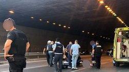 Αίγιο: Άνδρας έπεσε από γέφυρα της εθνικής οδού