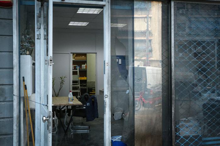 Συναγερμός τα ξημερώματα: Διπλή εμπρηστική επίθεση στην Κυψέλη - εικόνα 2