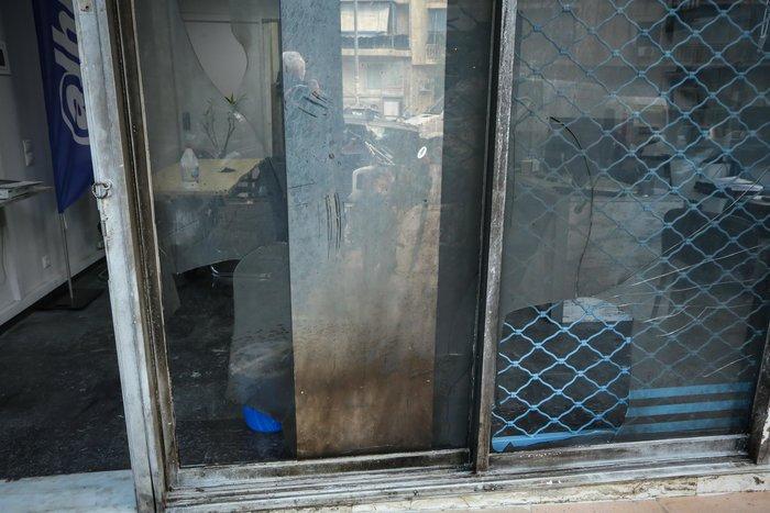 Συναγερμός τα ξημερώματα: Διπλή εμπρηστική επίθεση στην Κυψέλη - εικόνα 4