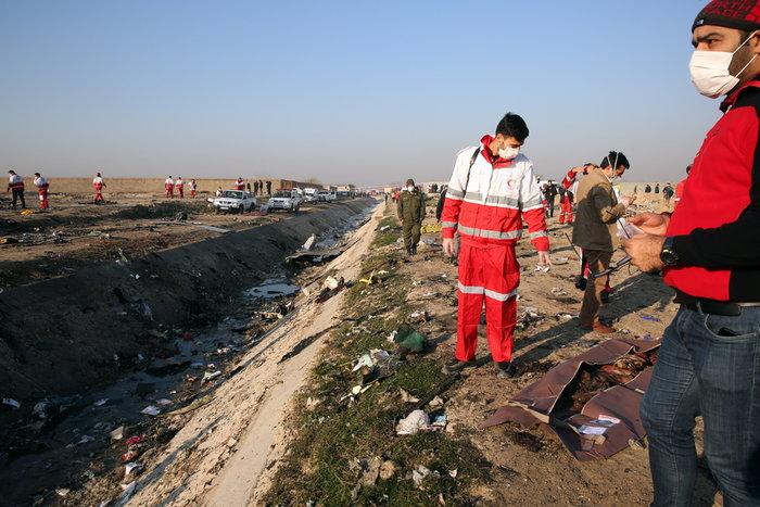 Αεροπορική τραγωδία στο Ιράν: Ολα τα σενάρια της πτώσης