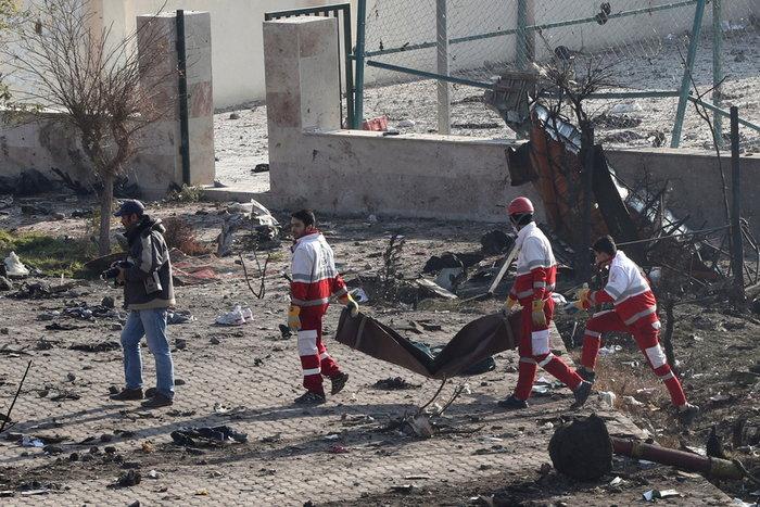 Αεροπορική τραγωδία στο Ιράν: Ολα τα σενάρια της πτώσης - εικόνα 3