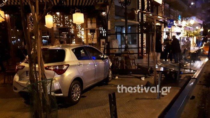 IX «μπούκαρε» σε μπαρ στο κέντρο της Θεσσαλονίκης [εικόνες] - εικόνα 3
