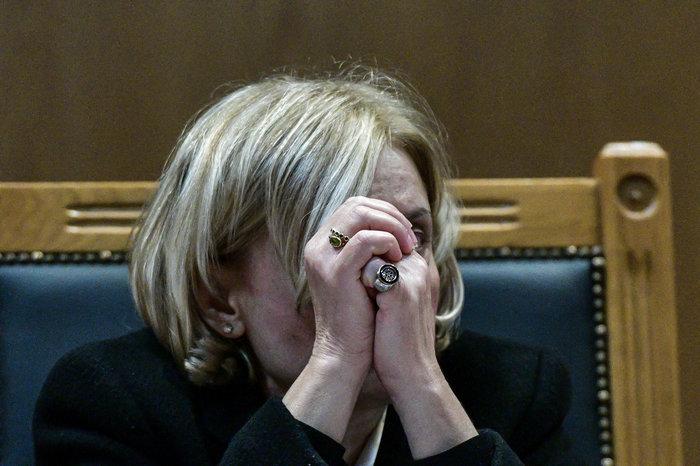 Γιατί κρύβεται η εισαγγελέας στη δίκη της Χρυσής Αυγής; Πολλά τα σχόλια - εικόνα 2
