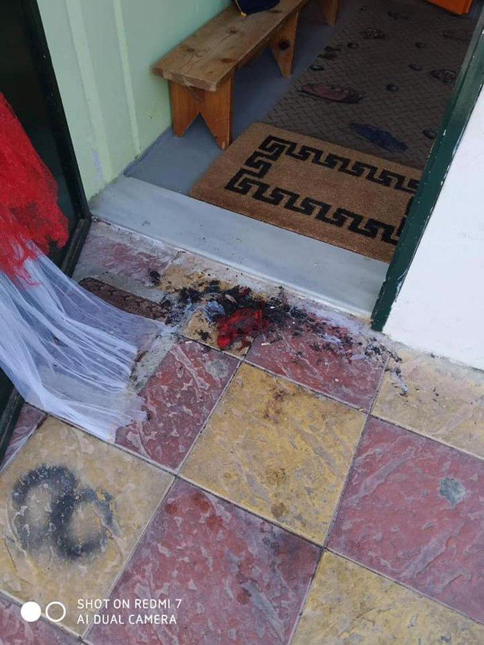 Βανδαλισμοί στο νηπιαγωγείο στο Μελλισοχώρι Θεσσαλονίκης [εικόνες] - εικόνα 3