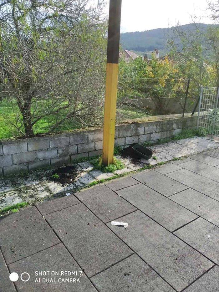 Βανδαλισμοί στο νηπιαγωγείο στο Μελλισοχώρι Θεσσαλονίκης [εικόνες] - εικόνα 4