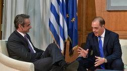 Aπίστευτος Βελόπουλος: Αντί για τα εθνικά μίλησε στον Μητσοτάκη για τσιγάρο