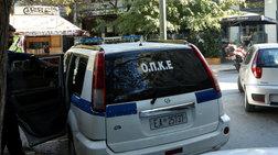 «Ποδαρικό» με πέντε αστυνομικές επιχειρήσεις στα Εξάρχεια