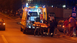 Αιματηρή επίθεση κατά αλλοδαπού στη Θεσσαλονίκη