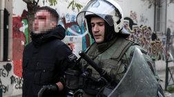 Εννέα συλλήψεις αντιεξουσιαστών έκαναν τα ΜΑΤ στο Κουκάκι