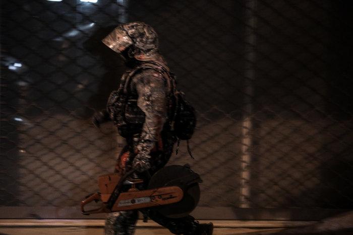 Κόρη γνωστού ηθοποιού συνελήφθη σε κατάληψη στο Κουκάκι - εικόνα 2
