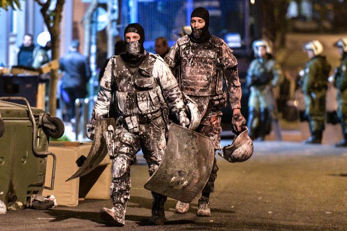 Κόρη γνωστού ηθοποιού συνελήφθη σε κατάληψη στο Κουκάκι