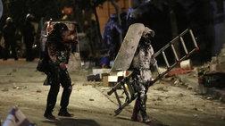 Καρέ - καρέ η μάχη στις καταλήψεις - Συγκλονιστικά βίντεο