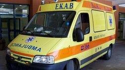Τραγωδία στη Λάρισα: Γυναίκα έπεσε από τον 5ο όροφο