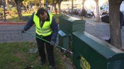 Ο δήμος Αθηναίων καθάρισε και την πλατεία Αττικής