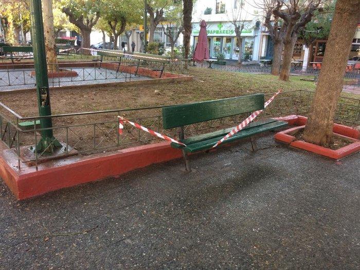 Ο δήμος Αθηναίων καθάρισε και την πλατεία Αττικής - εικόνα 2
