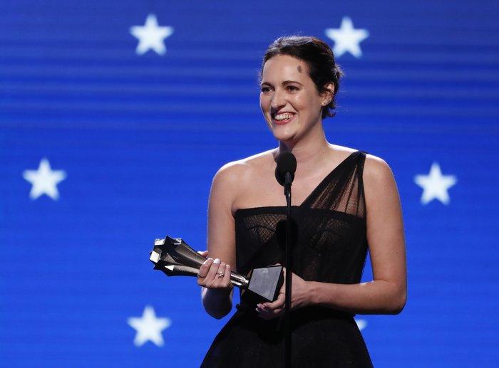 H εντυπωσιακή βραδιά των Critics Choice Awards στην Καλιφόρνια