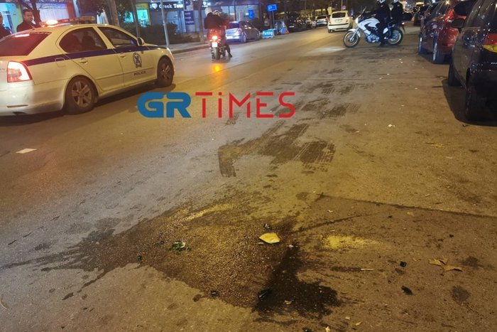 Θεσσαλονίκη: Άγρια συμπλοκή μεταξύ αλλοδαπών (βίντεο)