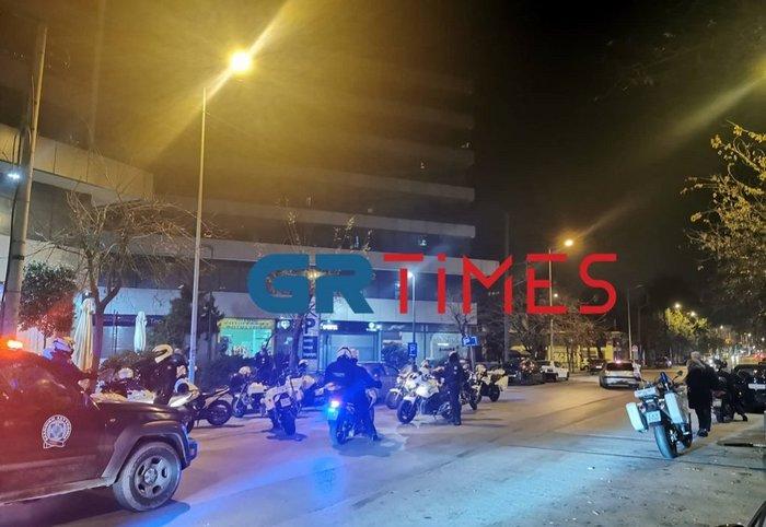Θεσσαλονίκη: Άγρια συμπλοκή μεταξύ αλλοδαπών (βίντεο) - εικόνα 2