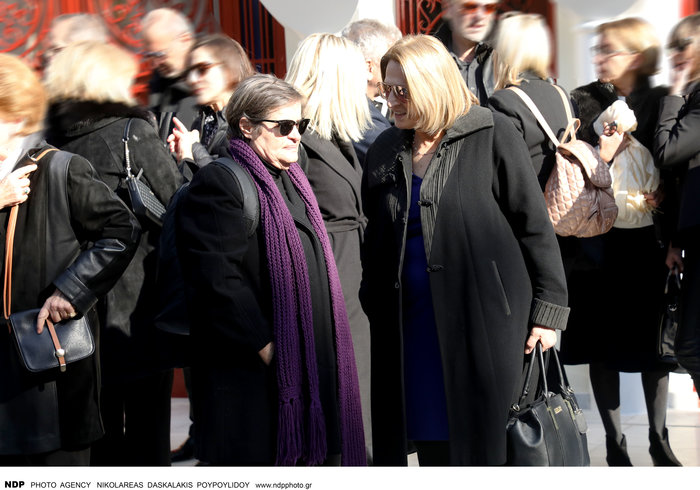 Το τελευταίο αντίο στη δημοσιογράφο Χριστίνα Λυκιαρδοπούλου - εικόνα 10