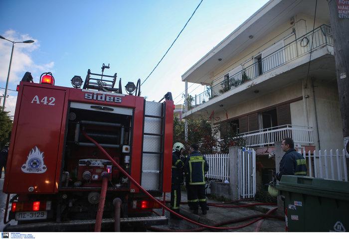 Ετσι έπιασε φωτιά στα Μελίσσια: Αναψε γκαζάκι στην ντουλάπα - εικόνα 3