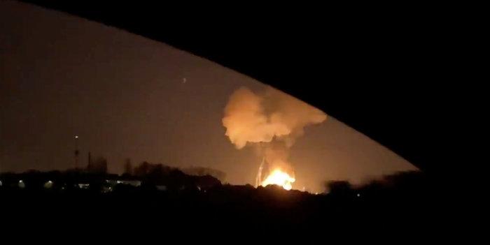 Συναγερμός στην Ισπανία: Νεκρός από έκρηξη σε εργοστάσιο χημικών [βίντεο]