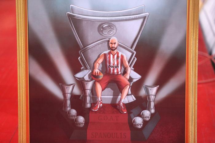Euroleague: Οδυνηρή ήττα-μαχαιριά για τον Ολυμπιακό από Άλμπα