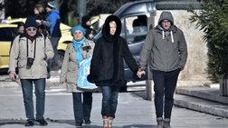 Ερχεται ψύχος: Πολύ κρύο το τελευταίο 10ημερο του Ιανουαρίου