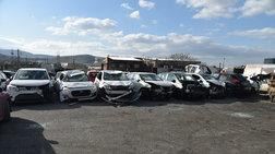 Συνελήφθη μέλος σπείρας που έκλεβε και διέλυε αυτοκίνητα για ανταλλακτικά
