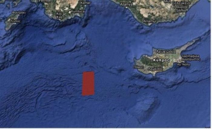 Εξελίξεις: Τουρκικό ερευνητικό στα σύνορα ΑΟΖ Ελλάδος - Κύπρου - εικόνα 2