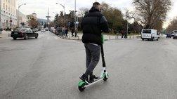Θεσσαλονίκη: κανόνες και πρόστιμα για τα ηλεκτρικά πατίνια