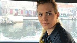 Ποια είναι η Μαρία Κόντη, η κυβερνήτης σκάφους του Λιμενικού που σώζει ζωές