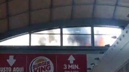 Ισπανία: Εκκενώθηκε λόγω πυρκαγιάς το αεροδρόμιο του Αλικάντε